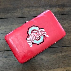 Ohio State Clutch Wallet